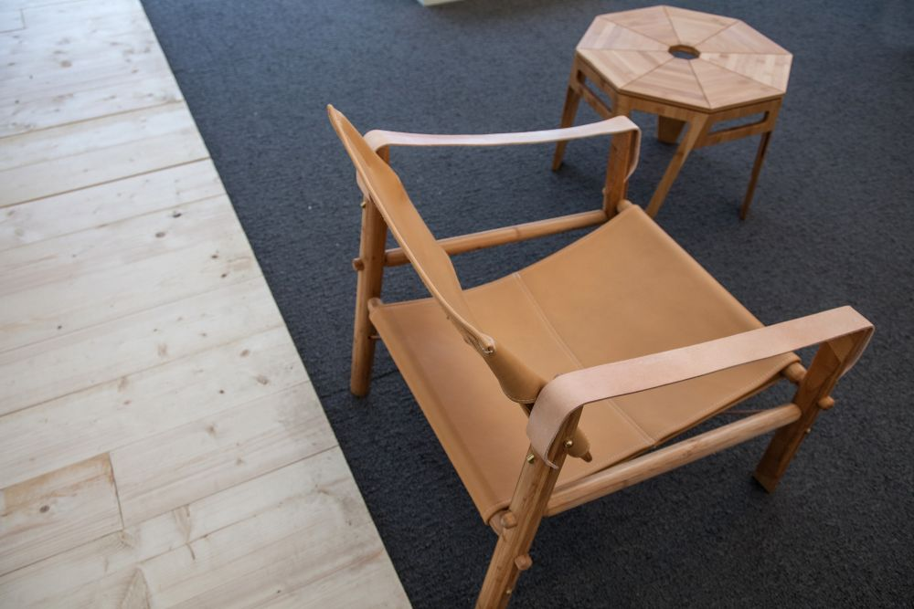 nomad Chair Design