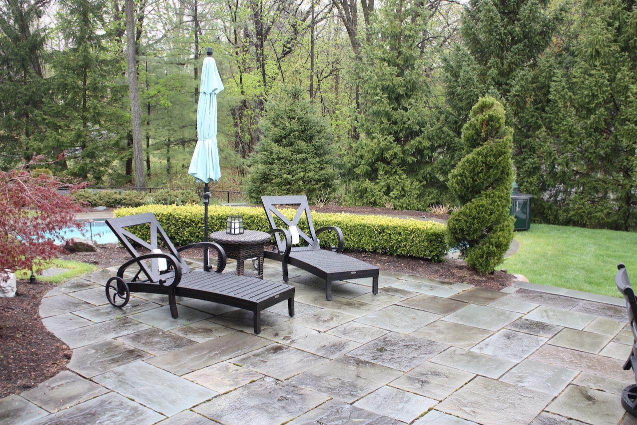 Create a beautiful patio design