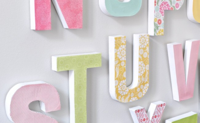 Top 50 Wall Art Diys For Your Child S Bedroom