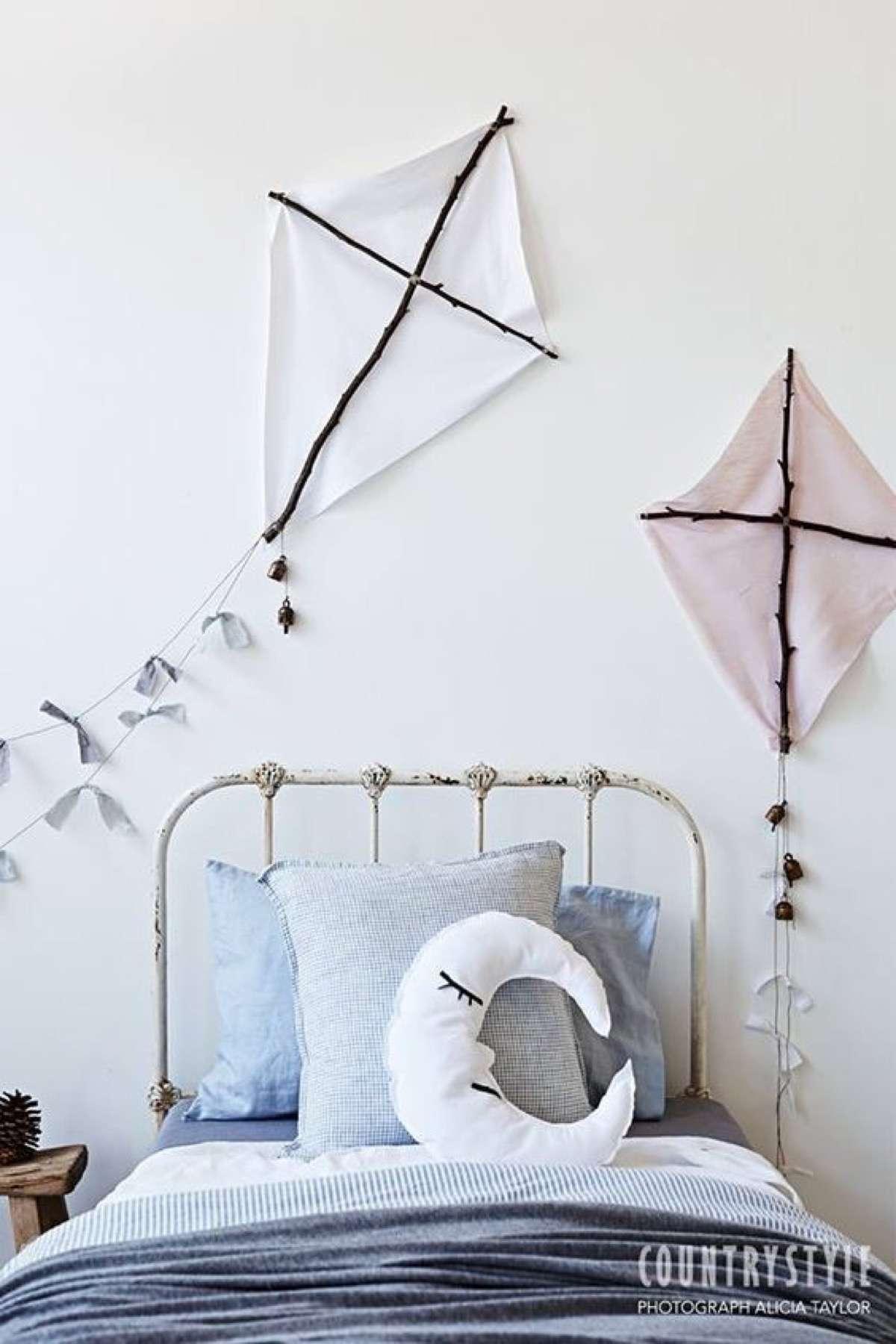 DIY kite art