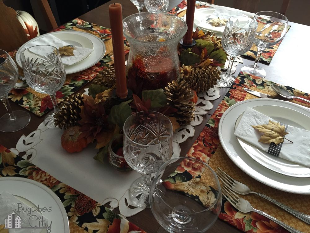 Fall Thanksgiving placemats