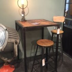 High Table And Chairs For Kitchen Vinyl Folding How To Make The Most Of A Bar Height Select Tall That Perfectly Completes Your Home