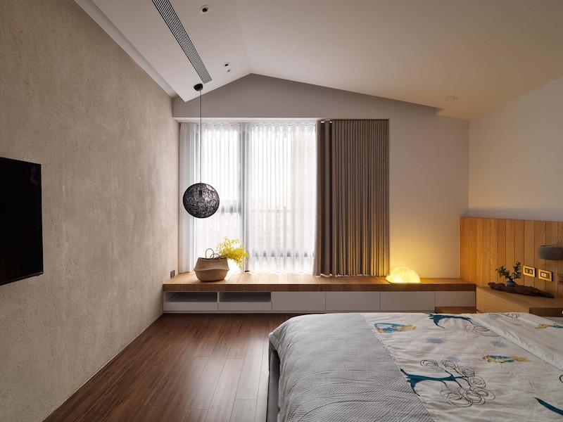 Jade apartment bedroom window unit