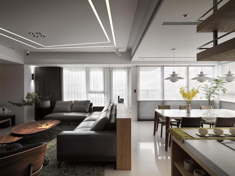 Jade apartment living sofa