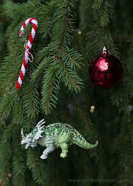 Kids inspired Christmas Tree ornaments