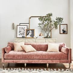 Who Makes The Most Comfortable Sectional Sofa Furniture Set Patio 10 Velvet Sofas To Put In Your Living Room Immediately