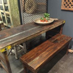 Tall Kitchen Tables Breakfast Bars How To Select A Table That Perfectly Completes Your Home Recycled Old For Dining