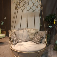 Hanging Chair From Ceiling Swivel Habitat Chairs Suspended Between Comfort And Function