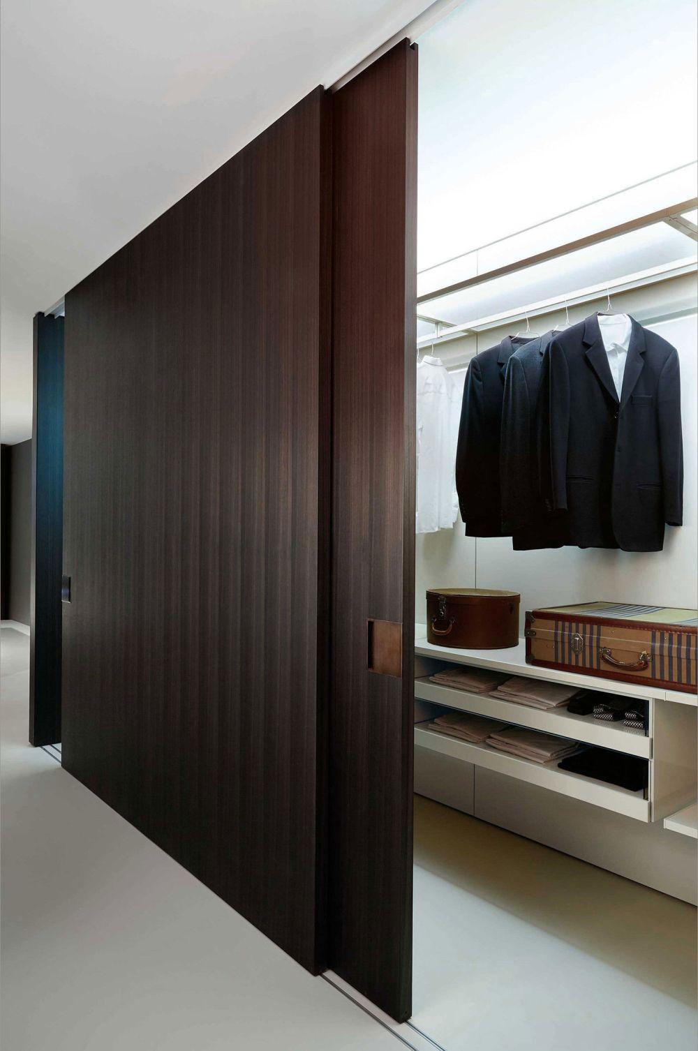 Sliding doors for Porro Wardrobe