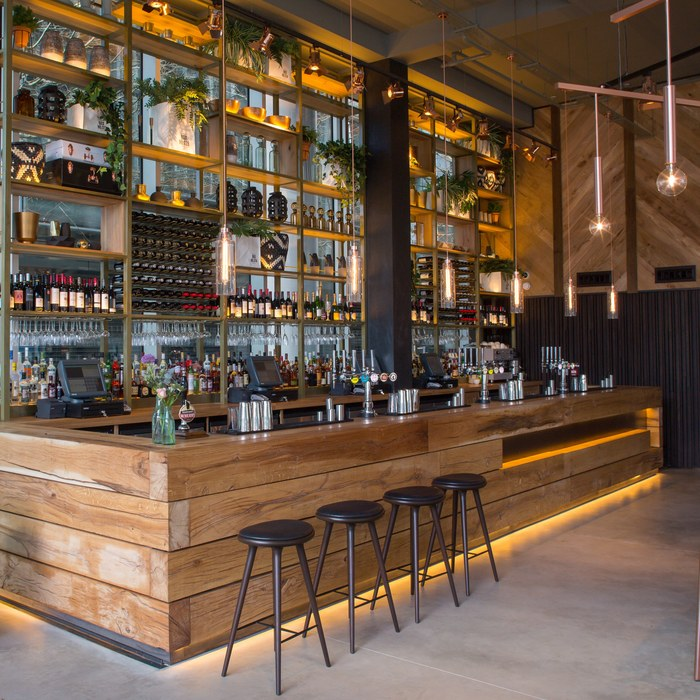 The Refinery by Fusion Design and Architecture