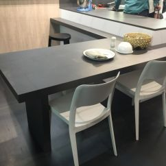 Bar Height Kitchen Table Small Sets How To Make The Most Of A White Chairs For Black