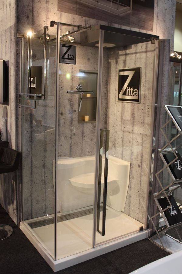 Bathroom Walk-In Shower Designs