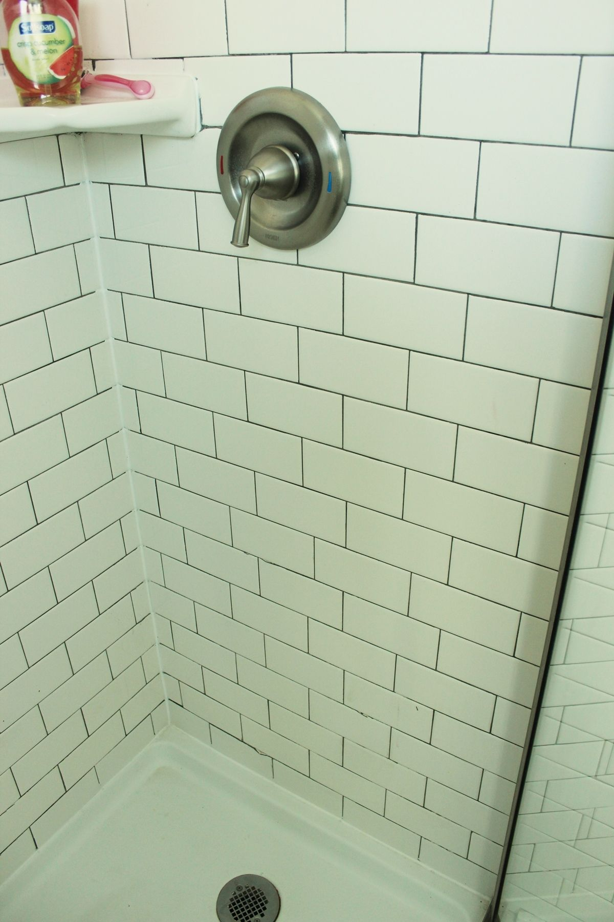WalkIn Showers Great Design Cleans Up Nice