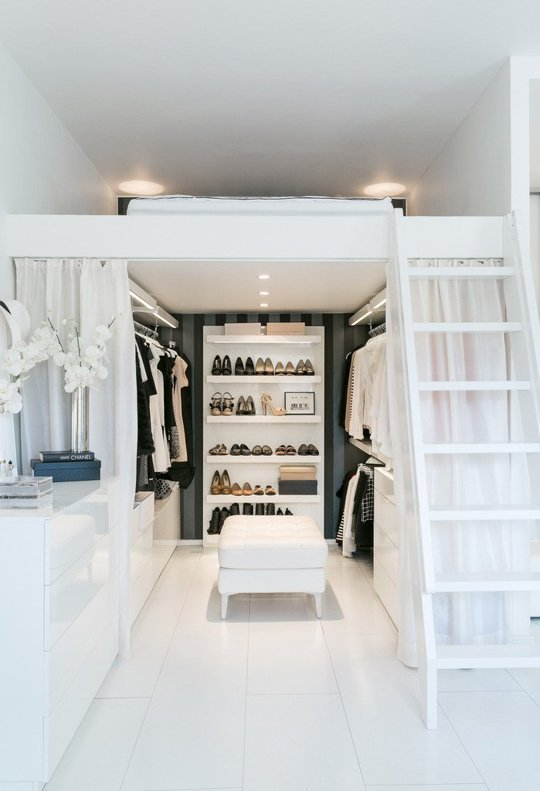 Boxed In  Clever Loft Beds And SpaceEfficient Storage Units