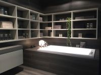 Bathroom Shelf Designs And Ideas That Support Openness And ...