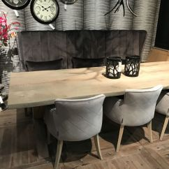 High Chair For Kitchen Counter Macy's Appliances Sale Versatile Dining Table Configurations With Bench Seating