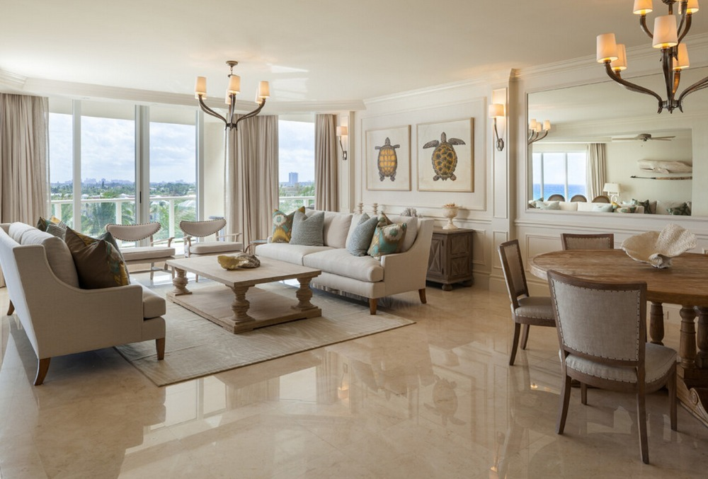 When And Where Can Marble Floors Become An Elegant Design Feature