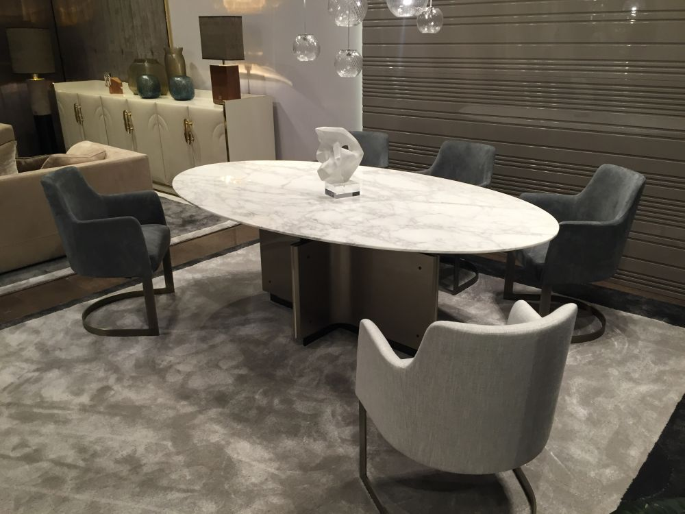 Oval Dining Table Designs