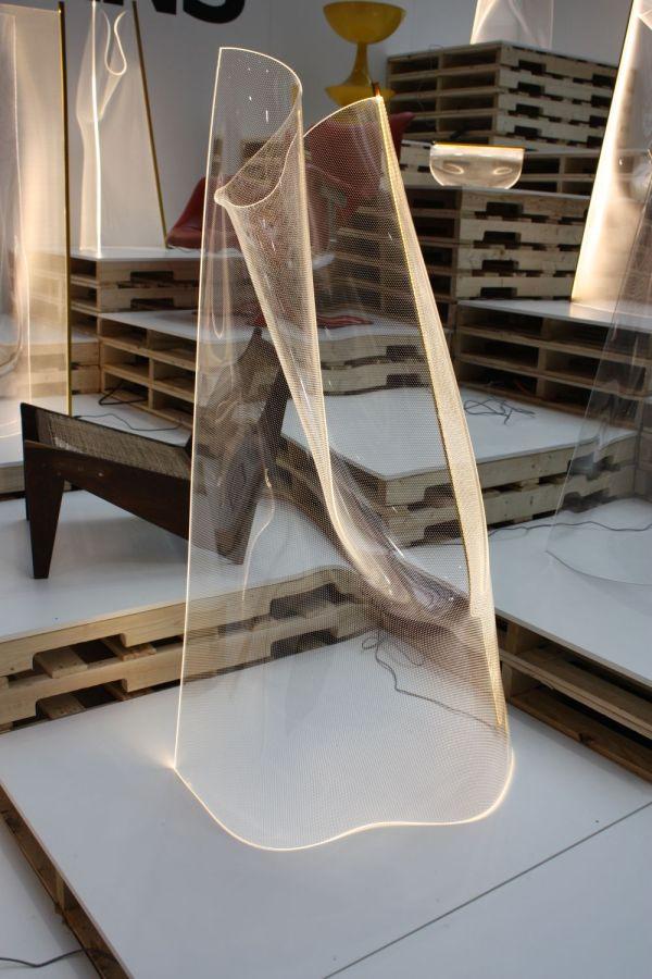Acrylic Sheet Sculpture