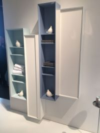 Bathroom Shelf Designs And Ideas That Support Openness And