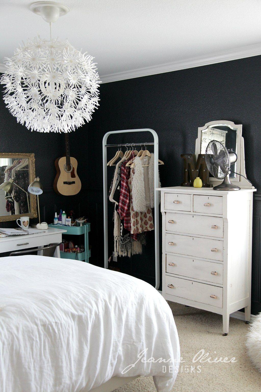 20 Sweet Tips for Your Teenage Girls Bedroom