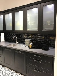 Glass Kitchen Cabinet Doors And The Styles That They Work