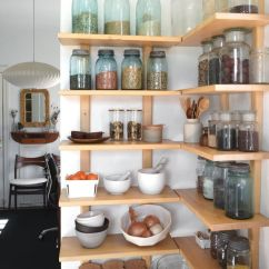 Kitchen Corner Shelf Cabinet Lights 15 Ways To Diy Creative Shelves