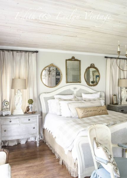 french country home bedroom 10 Tips for Creating The Most Relaxing French Country