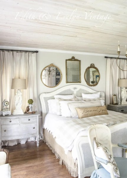 french bedroom curtains 10 Tips for Creating The Most Relaxing French Country