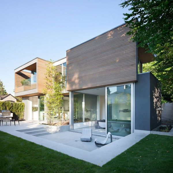 Small Office Building Exterior Design