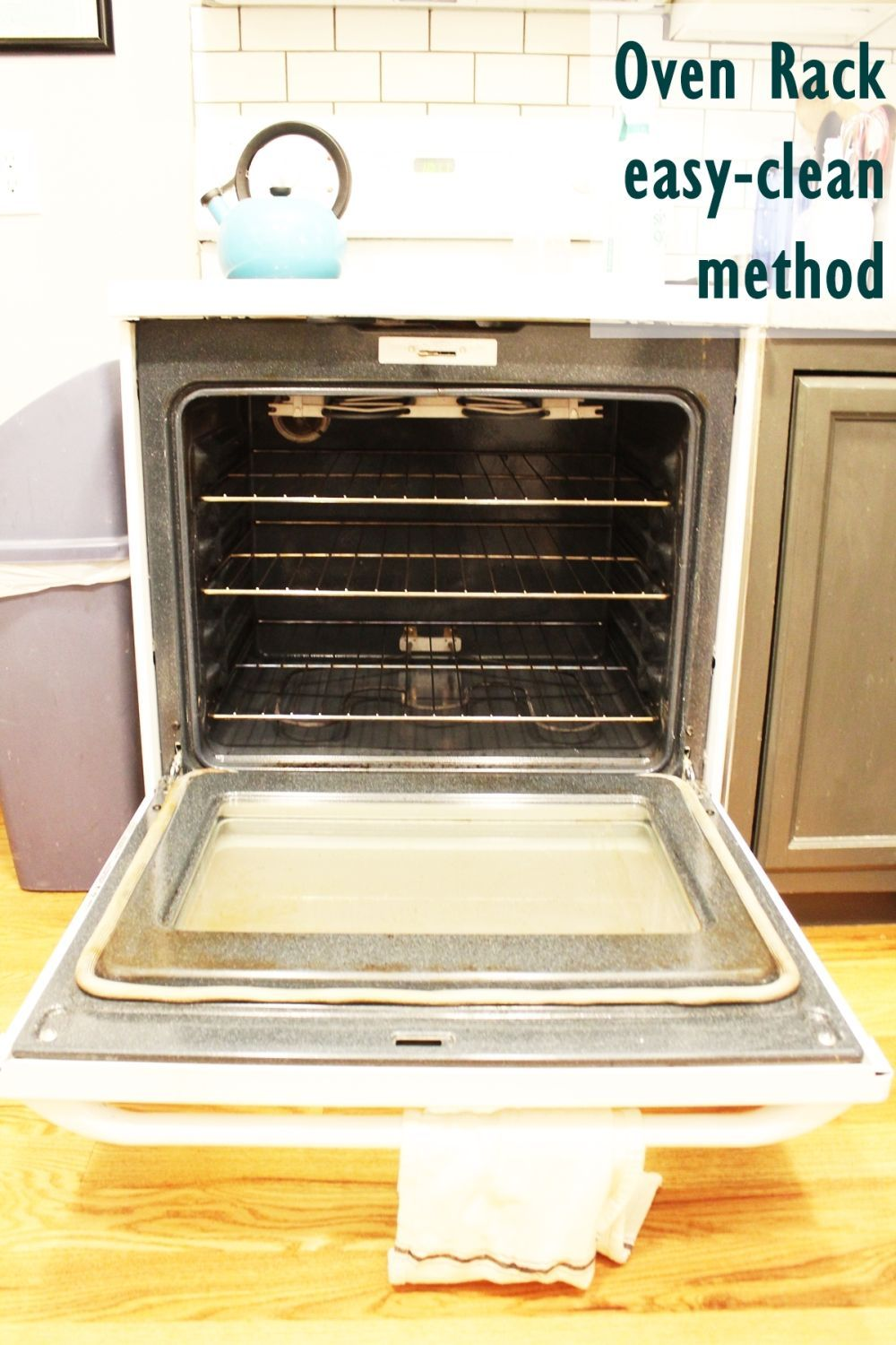 Cleaning Oven Racks Make Your Oven FoodSafe Again