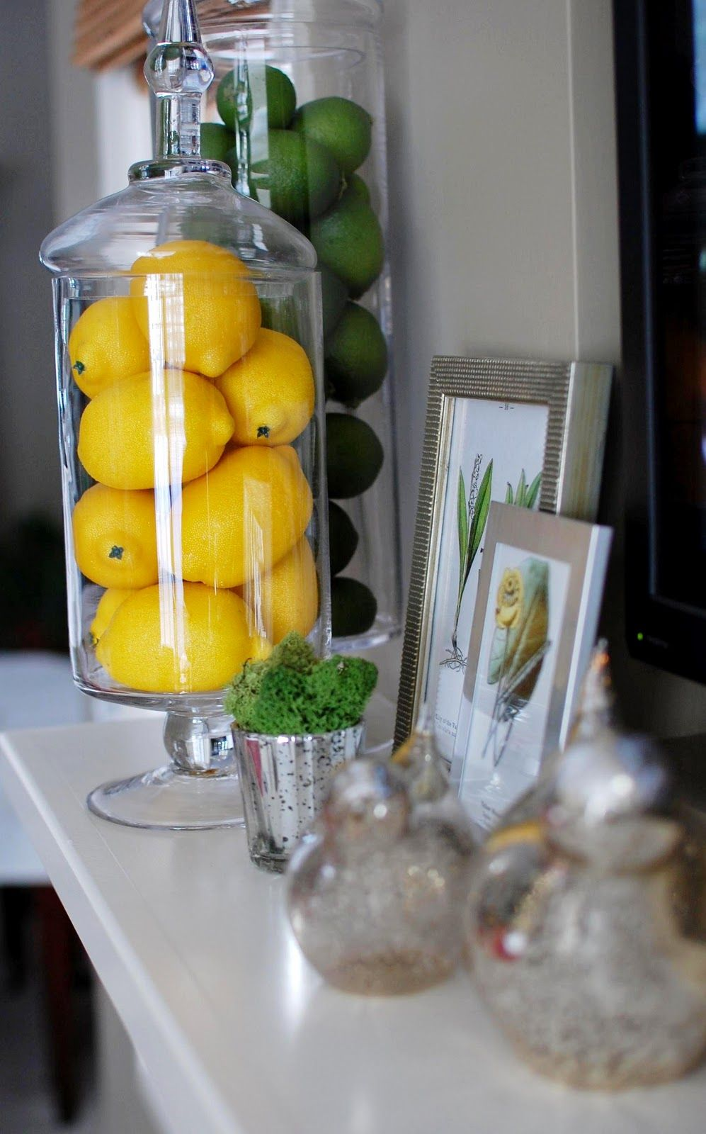 12 Ways to Decorate Your Apothecary Jars For Spring