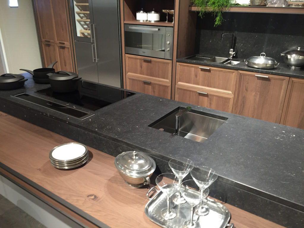 narrow kitchen countertops home depot flooring durable soapstone a versatile design option