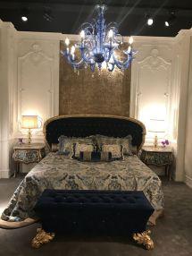 Baroque Rococo Style Make Luxury Bedroom