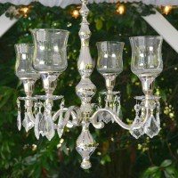 12 Hanging Candle Chandeliers You Can Buy or DIY