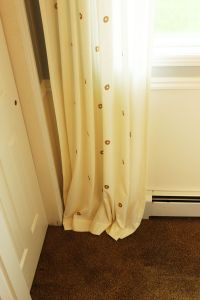 Hanging Curtains From Ceiling To Floor - Ceiling Design Ideas