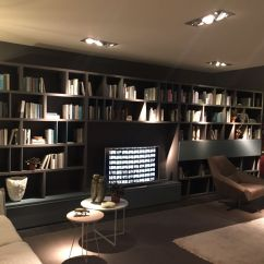 Living Room Design Ideas For Condos Black Table Set Home Library Bookcase - So You Can Surround Yourself ...