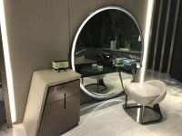 Dressing Table With Mirror And Lights