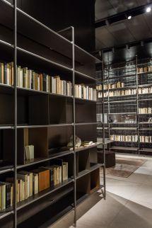 Home Library Bookcase Ideas - Surround