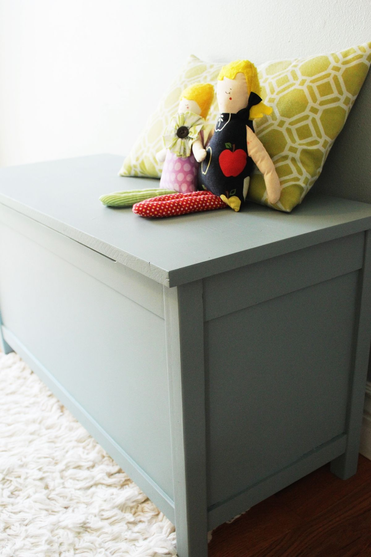 Diy Modern Wooden Toy Box With Lid A Step By Step Tutorial