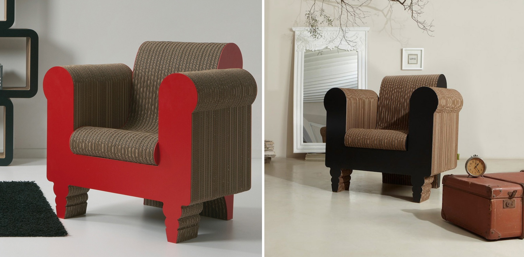 the comfortable chair store my event covers cardboard furniture - surprisingly strong and unexpectedly stylish