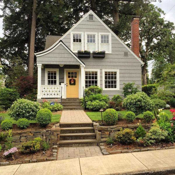 Cottage House Colors Exterior