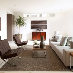 Furniture Chairs Living Room Heater For The Iconic Barcelona Chair Featured In Stylish Interior Designs