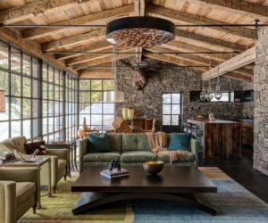 rustic modern living room decor ideas for yellow wall 15 home your