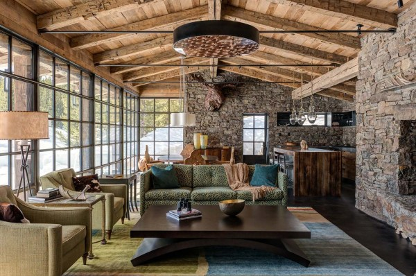 Rustic Home Decor Ideas Living Room