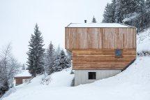 Concrete Mountain House