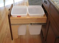 Modern Kitchen Trash Can Ideas For Good Waste Management
