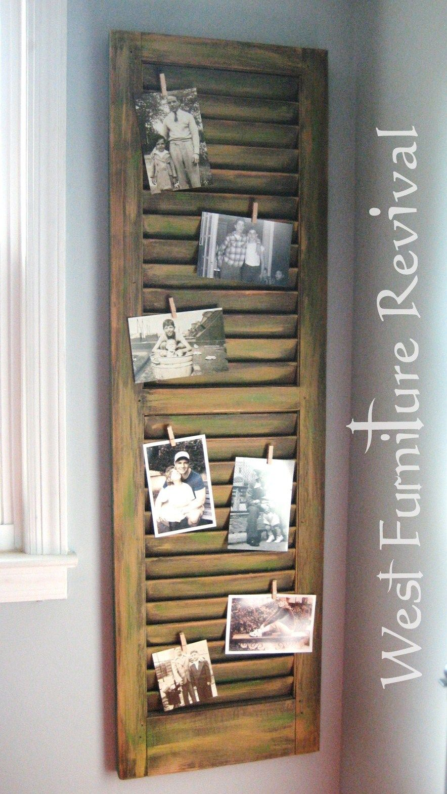 36 Ways To Repurpose Window Shutters Into Something Better