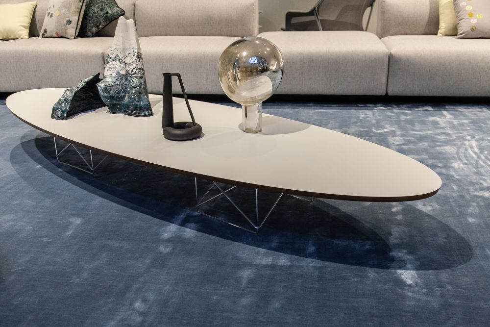 essence of a beautiful large coffee table