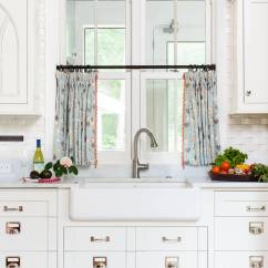 Kitchen Drapes Cabinets Modern 10 Best Patterns For Curtains